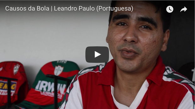 Leandro Paulo Lusa