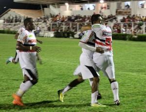 River-PI vence 4 de Julho pelo Campeonato Piauiense (Foto: Josiel Martins)