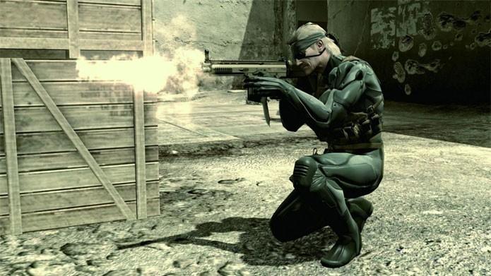 Metal Gear Solid 4: Guns of the Patriots (Foto: Divulgação)