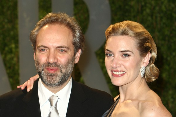 Kate Winslet e Sam Mendes (Foto: Getty Images)