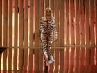 Confira o desfile da grife Lix no Fashion  Business, com Monique Evans
