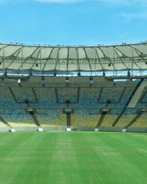 Gramado do Maracanã =  (Foto: divulgação)