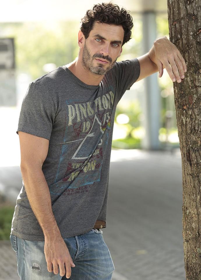 Nikolas Antunes recentemente também atuou em Malhação e em Babilônia (Foto: Felipe Monteiro/Gshow)