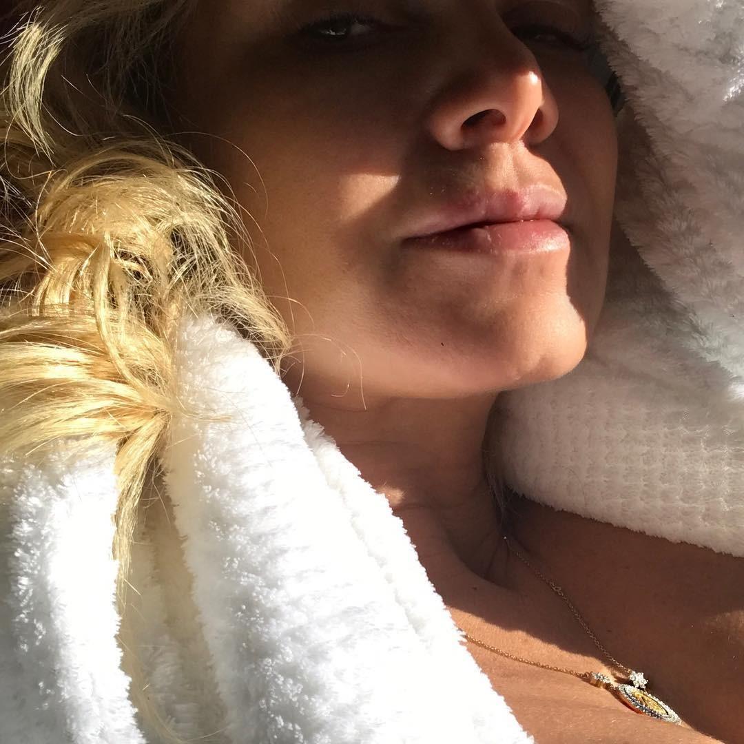 Eliana curte dia de sol (Foto: Instagram/Reprodução)