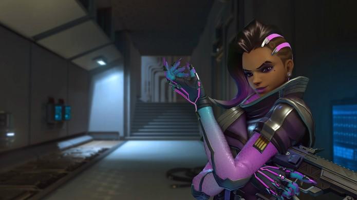 Sombra se destacou na BlizzCon (Foto: Divulgação/Blizzard)