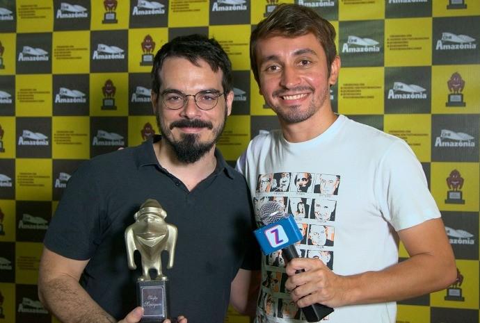 Léo Falcão, diretor premiado (Foto: Arquivo Pessoal)