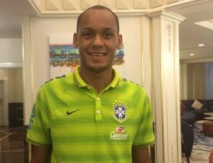 Fabinho seleção Brasil