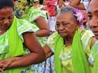 Mostra exalta a tradição do marabaixo regido por mulheres