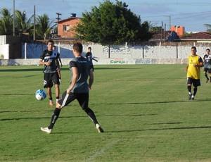 Botafogo treina antes de pegar América de Natal na Maravilha do Contorno (Foto: Divulgação / Botafogo-PB)