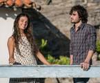 Fiuk e Isis Valverde como Ruy e Ritinha em 'A força do querer'  | Reprodução