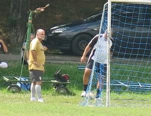 Maurício Assumpção Botafogo (Foto: Raphael Zarko)