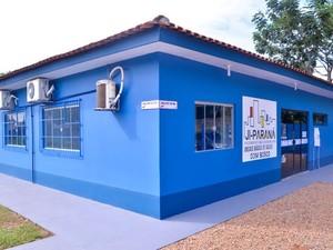Unidade Básica de Saúde foi reformada e entregue à população de Ji-Paraná (Foto: Digulgação/Prefeitura de Ji-paraná)