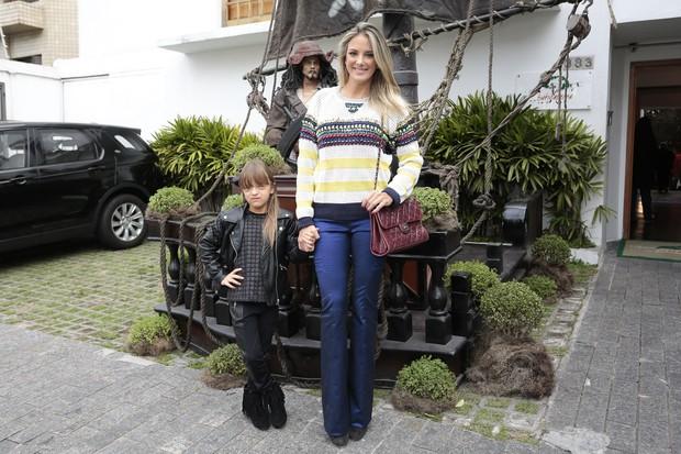 Ticiane Pinheiro e Rafa Justus (Foto: Rafael Cusato/Brazil News)