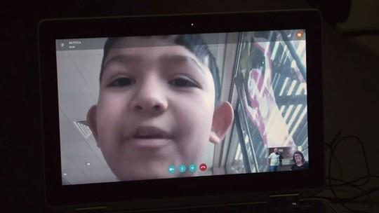 'Eles me ajudaram a voltar', diz menino considerado um milagre dos Pastorinhos de Fátima