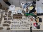 Dois são presos suspeitos de liderar tráfico no Campeche, em Florianópolis