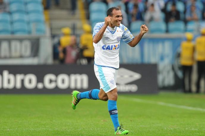 Simião Grêmio x Avaí (Foto: Wesley Santos/Agência PressDigital)