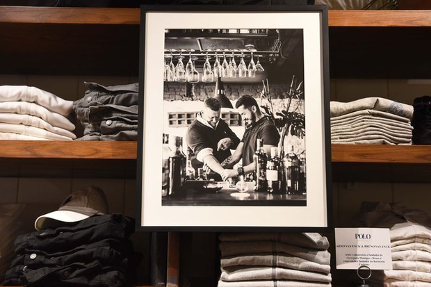 Polo Ralph Lauren inaugura exposição de Dia dos Pais (Foto: Lu Prezia)
