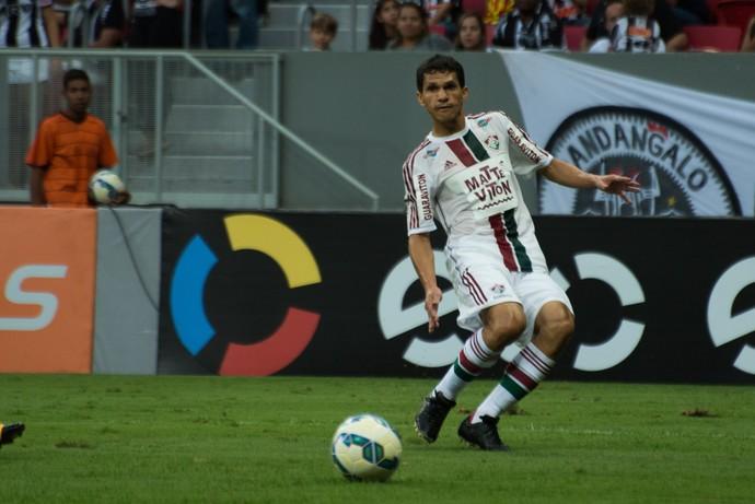 Magno Alves Atlético-MG x Fluminense (Foto: BRUNO HADDAD/FLUMINENSE F.C.)