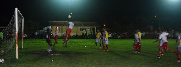 A equipe do Baré Sub-20 venceu o Baré Máster por 4 a 1 (Foto: Alberto Rolla/GLOBOESPORTE.COM)