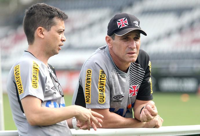 Jorginho Alex Evangelista Vasco (Foto: Paulo Fernandes/Vasco.com.br)