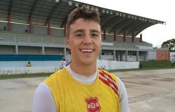Treze recebe volante Rafael Speda, mas perde o zagueiro Weverson