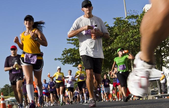 Correndo meia maratona euatleta (Foto: Getty Images)