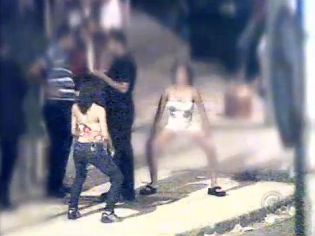 cinta de sexo asunto baile en Vitoria