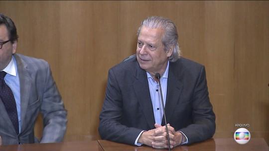 Força-tarefa da Lava Jato faz nova denúncia e acusa José Dirceu de receber R$ 2,4 milhões em propina
