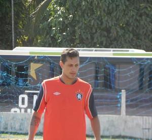 Eduardo Ramos foi confirmado no time titular (Foto: Ascom Remo)