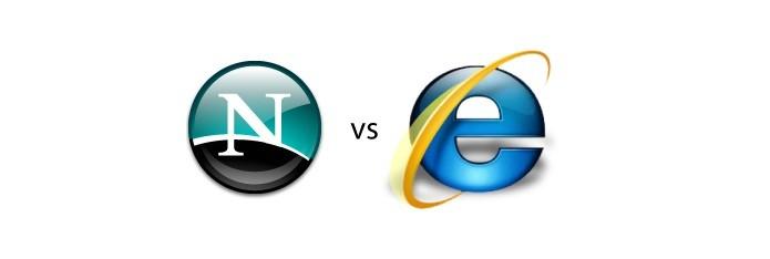 Lançamento de Internet Explorer começou a guerra dos navegadores (Foto: Reprodução/rgarte)