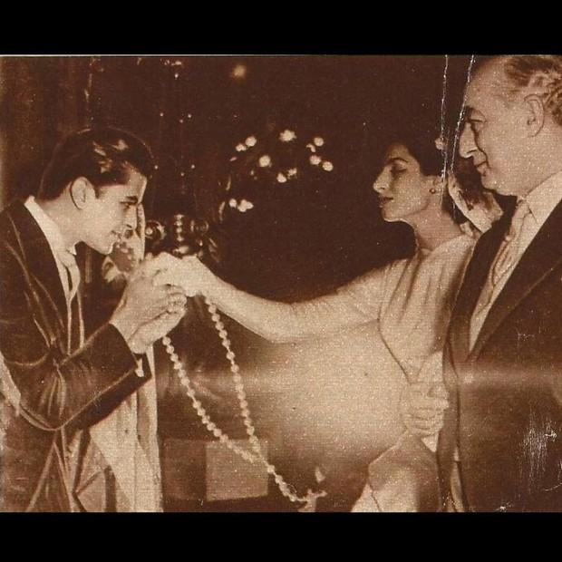Casamento de Carmen e Tony Mayrink Veiga (Foto: Reprodução/Instagram: @constancezahn)