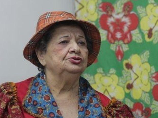 Morre a cantora Clemilda Ferreira da Silva, considerada ícone da música sergipana (Foto: Secult/Divulgação)