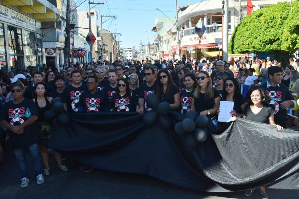 Documento foi lançado no último sábado, aniversário da cidade (Foto: Divulgação/Prefeitura de São João da Barra)