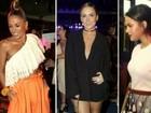 Saiba tudo o que rolou em desfile de moda que reuniu famosos no Rio