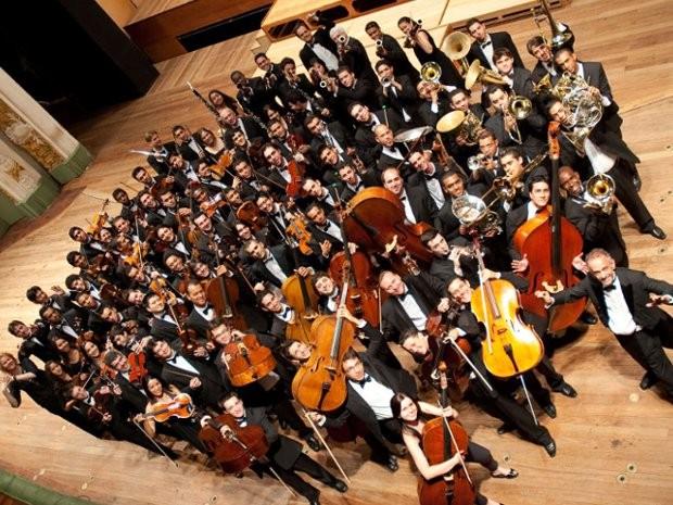 Sob regência do piracicabano Jamil Maluf, Orquestra Experimental de Repertório participa do Feimepi (Foto: Divulgação)