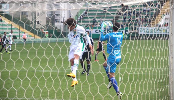Chapecoense x Ponte Preta (Foto: Sirli Freitas/Chapecoense)