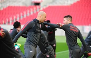 Parceria familiar e gringos: os trunfos do Inter para boa adaptação de Nico