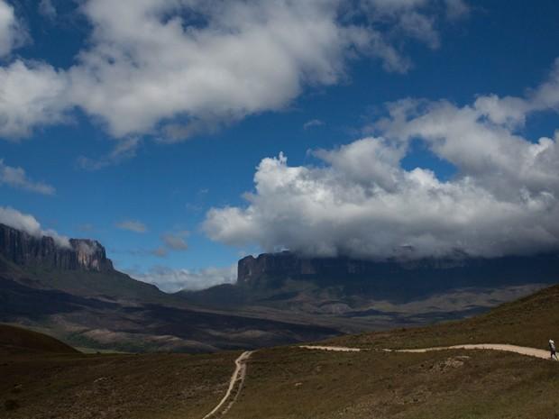 O Monte Roraima (Foto: Carlos Garcia Rawlins/Reuters)