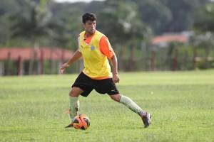 Héverton pede mais agilidade na contratação do novo técnico do Paysandu (Foto: Akira Onuma/O Liberal)