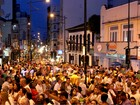 Blocos tradicionais desfilam pelas ruas de Barbacena no carnaval 2017
