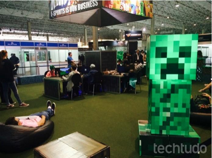 minecraft xma (Foto: Benardo Dabul/Techtudo)