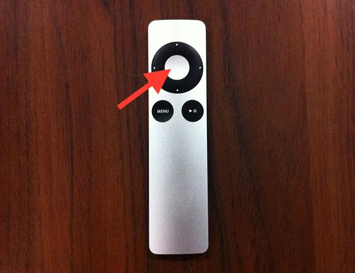 Alterando a posição dos ícones de aplicativos na página inicial da Apple TV (Foto: Reprodução/Marvin Costa)