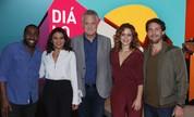 Diálogos da Esperança: Pedro Bial e convidados discutem sobre educação (Globo/ Marcos Rosa )