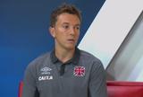 """Dagoberto diz que ganhou confiança e aprova função de camisa 10: """"Gostei"""""""