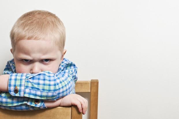 Criança brava (Foto: Thinkstock)