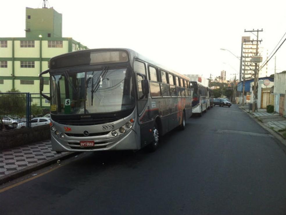 Tarifa de ônibus intermunicipais sobe em três linhas na região de Sorocaba (Foto: TV TEM)