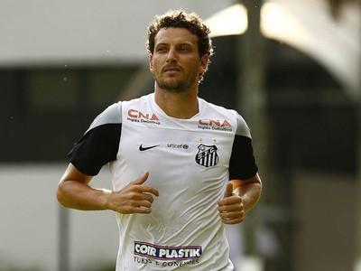 Elano Santos (Foto: Ricardo Saibun/ Santos FC)