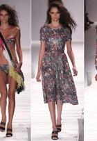 Patricia Vieira abre o Fashion Rio no clima de balneário chique