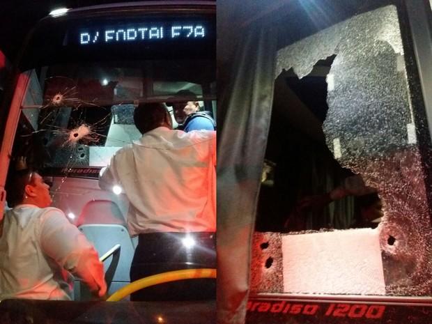 Grupo bloqueia estrada no interior do Ceará para assaltar ônibus, sargento da PM reage e mata suspeito (Foto: Divulgação/Delegacia Municipal de Quixeramobim)