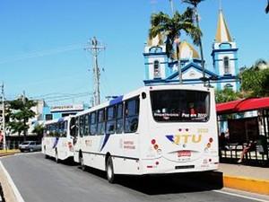Tarifa de ônibus tem preço especial no Natal em Jacareí  (Foto: Valter Pereira/ Arquivo PMJ )
